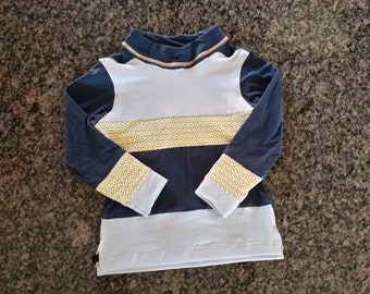 Moccasin Pullover child size Small-Med.