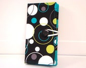 12 Card Loyalty Card Organizer, Business Card Holder , Credit Card Wallet Lagoon Hoopla
