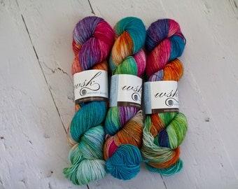 Aspen Sock yarn with nylon 'Isabella'