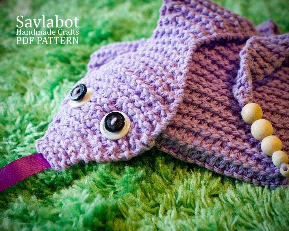 knit pattern PDF snake scarf - scarf pattern - knit scarf - kids scarf - ratt...