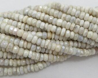 white sapphire or it called Sylvanite