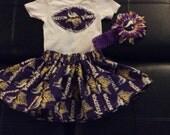 Vikings dress set