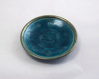Goddess HECATE HEKATE  WHEEL  Offering Bowl