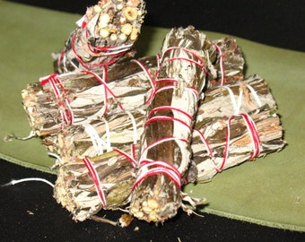 Black Sage Smudge Bundle~ Samhain~Dreams and Dark Goddesses