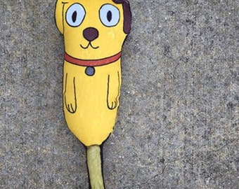 Corndog Plush Toy