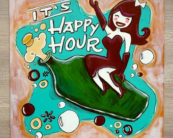 Happy Hour Painting