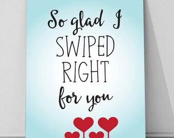 Froh Geklaut Ich Das Richtige Für Sie Zunder Valentinstag Datum Liebe Zitat  Sign A4 Metall Plakette