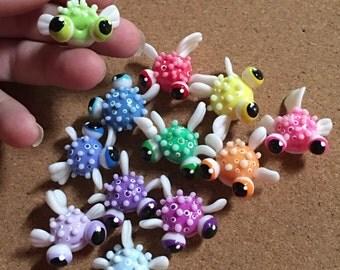 12 Rainbow Baby Blowfish