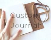 Custom Journal for Danielle