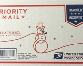 Priority Shipping Upgrade USPS within the UNITED STATES only