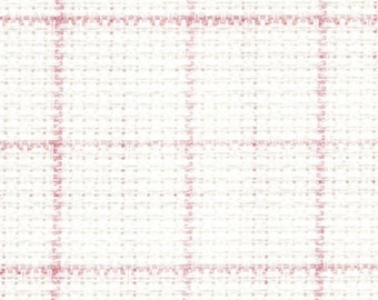 Aida 18 count Magic Guide Aida Blanc from DMC 55 x 50 cms-cross stitch fabric