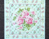 PN-74. Roses , * Price is for one napkin *, Paper Napkins, napkins for decoupage , Flowers , Decoupage