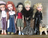 Pre Holiday Sale!!! Bratz Dolls x 5. All fully dressed and with shoes. Great for B-day, Christmas or ? Gift