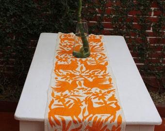 Orange  Otomi Runner