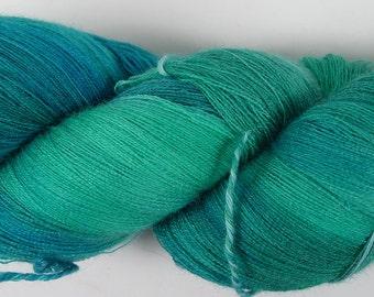 PHX--Peacock 52/2 merino/cashmere/silk