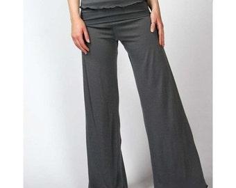 womens merino wool lounge pants - made to order - MERINO II