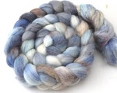 Spinning Fiber - Baby Alpaca Combed Top / Roving - Winter Day