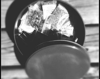Samhain Mysteries - Mystery box - Samhain, Halloween, Sabbat box - Witch new year - Gift for Witch