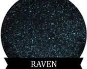 Midnight Blue Eyeshadow RAVEN Mineral makeup
