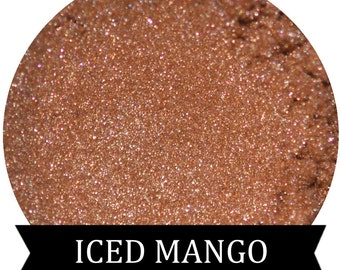 Rose Peach  Eyeshadow  ICED MANGO