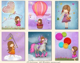 playroom prints,kids room prints,girls nursery,girls wall decor,toddler girl room,print nursery art,kids art print,art for kids,playroom art
