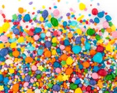 Rainbow Carnivale 5lb. Candyfetti™ Candy Confetti Sprinkles