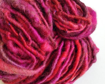 Saturn - Corespun Art Yarn - Super Bulky - Handspun Yarn UK