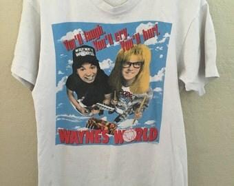 Vintage WAYNES WORLD T-Shirt