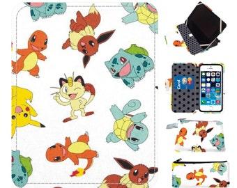 pokemon ipad case ipad mini case ipad air case samsung galaxy tab pokemon go case