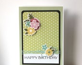 Birthday Handmade Card