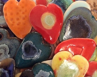 Valentine's Day Special -3 heart shaped guitar picks