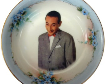 Bowl Madness SALE!  Pee Wee Portrait 5.2""