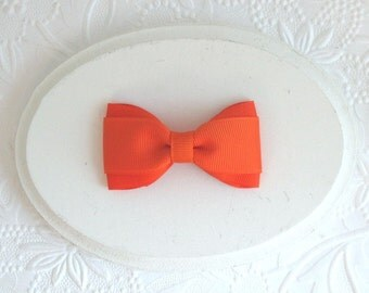 "Halloween Hair Bow ~ Girls / Toddlers 3"" Boutique Hair Bow"