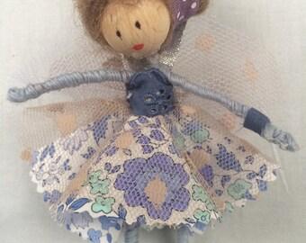 "Handmade Fairy ""Harebell"""