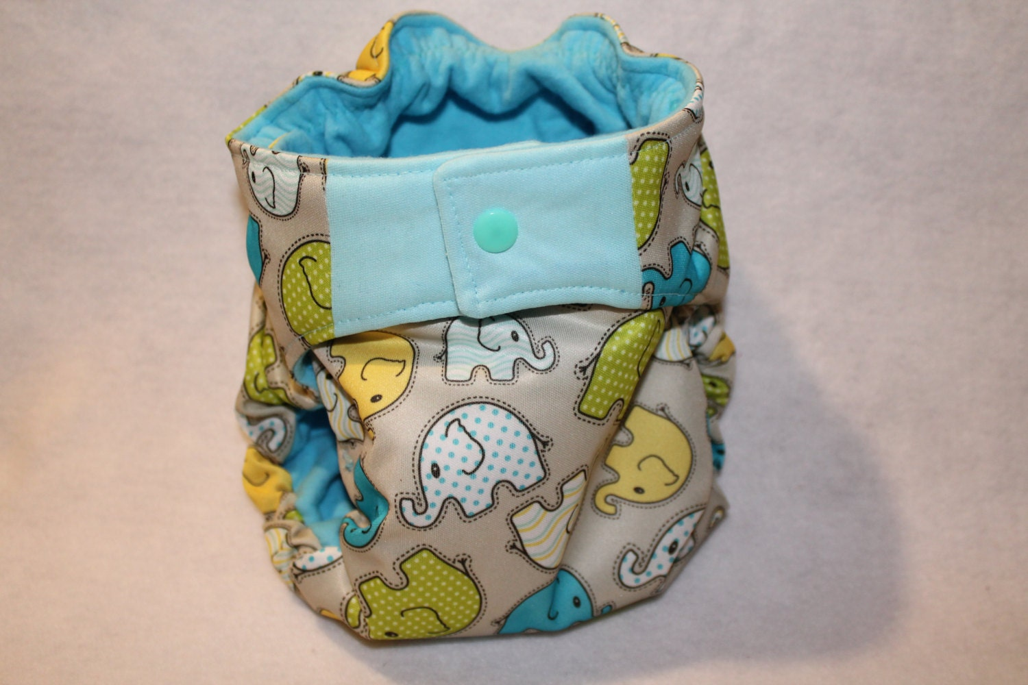 Custom Design All In One Cloth Diapers Aio