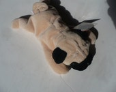 Pug Stuffed Animal, Kids Toy Soft Baby Toy Plush Dog Beanie Baby