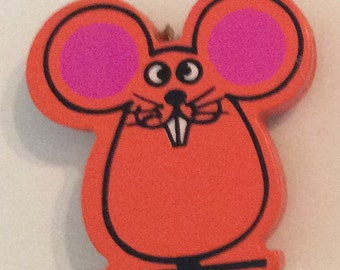 1960's Pop Art Mice Magnets Takehashi/ CounterpointSF