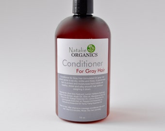 Conditioner for Gray Hair 16 oz.