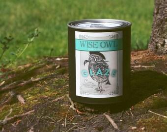 Wise Owl Glaze - Pint Size