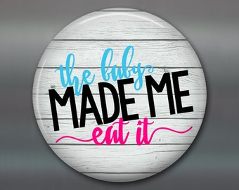 "3.5"" funny magnets for the kitchen - rustic kitchen decor sayings - quote art for kitchen - housewarming gifts with quotes - MA-WORD-23W"