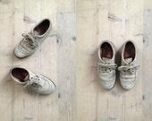Vintage Hogan sneakers. suede lace up sneakers. 90s Hogan shoes