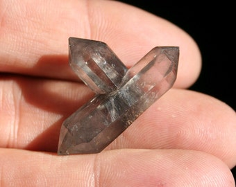 Tibetan Quartz Crystal  Specimen