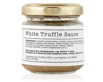 White Truffle Sauce 2.82oz (80g)