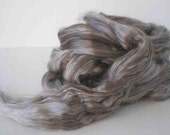 Tibetan Yak and Silk  50/50  Luxury Spinning Fiber  4 oz.