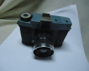 Vintage Diana F 35mm Camera From Estate, Not Tested Display Only, collectable