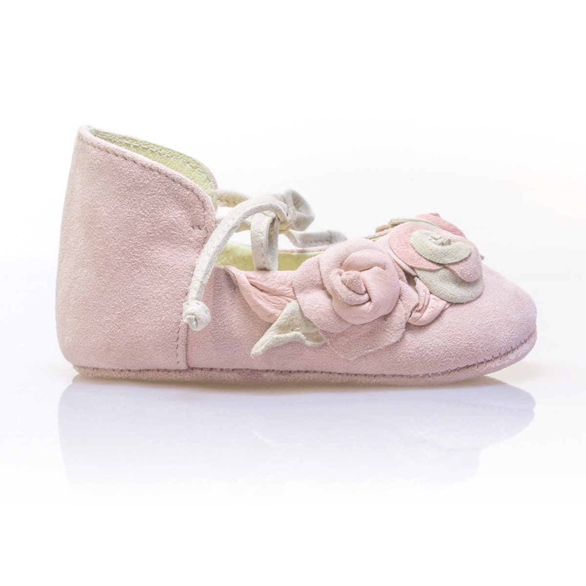 Baby Shoes Girl Pink Baby Shoes Baby Moccasins Baby Shower