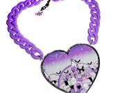 Gothic Fairytale Necklace ~ Roxie Sweetheart