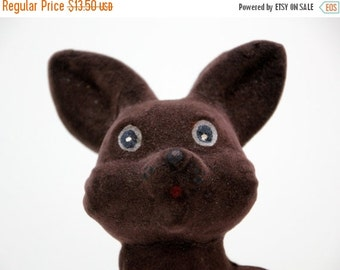 50% OFF Very lovely russian soft toy RABBIT from USSR, 70s