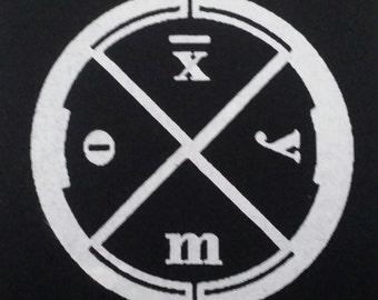 xymox punk goth deathrock icon punk patch