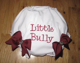 Little Bully Mississippi State Diaper Cover